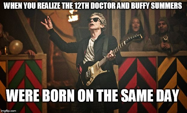 happy birthday to u   and yes, Peter Capaldi is also a 4-14er as well