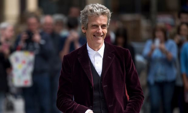Happy Birthday to the Doctor himself, the incredible Peter Capaldi!