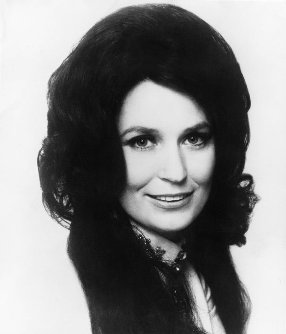 Happy Birthday to my big sister and the Queen of Country Music, Loretta Lynn! Love you!!