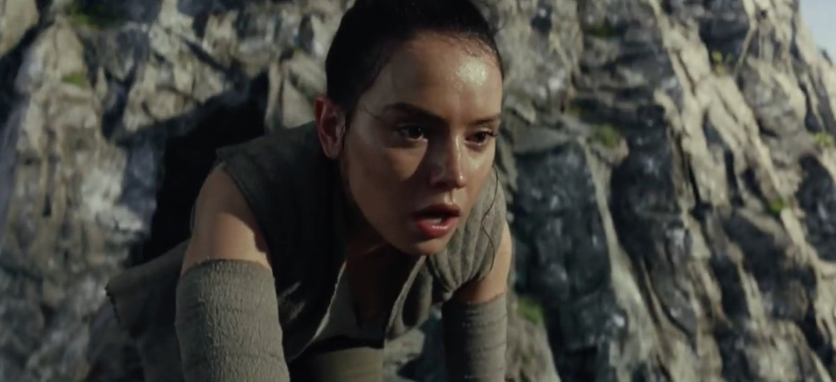 'Star Wars: TheLastJedi' trailer is a force to be reckoned with