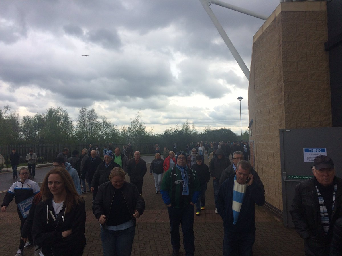 Coventry's League One match against Charlton held up by pig protest