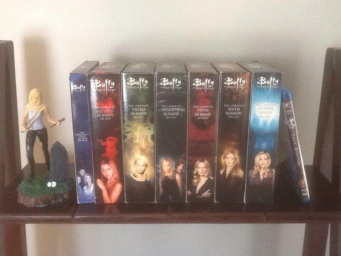 Happy Birthday Sarah Michelle Gellar & thank you for all that Buffy stuff you did