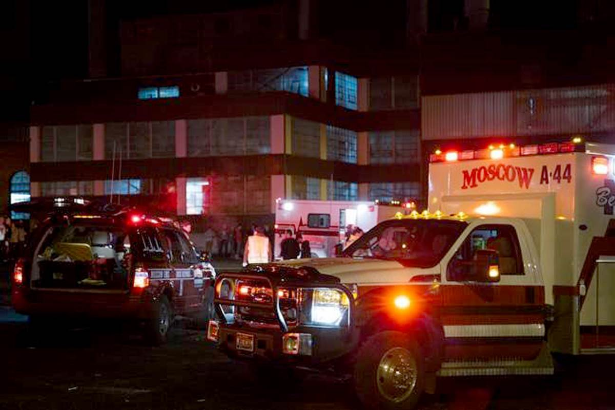 Four students injured in University of Idaho explosion