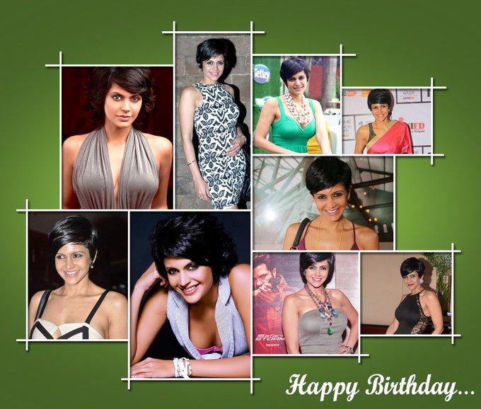 Here\s wishing Mandira Bedi a very Happy Birthday.