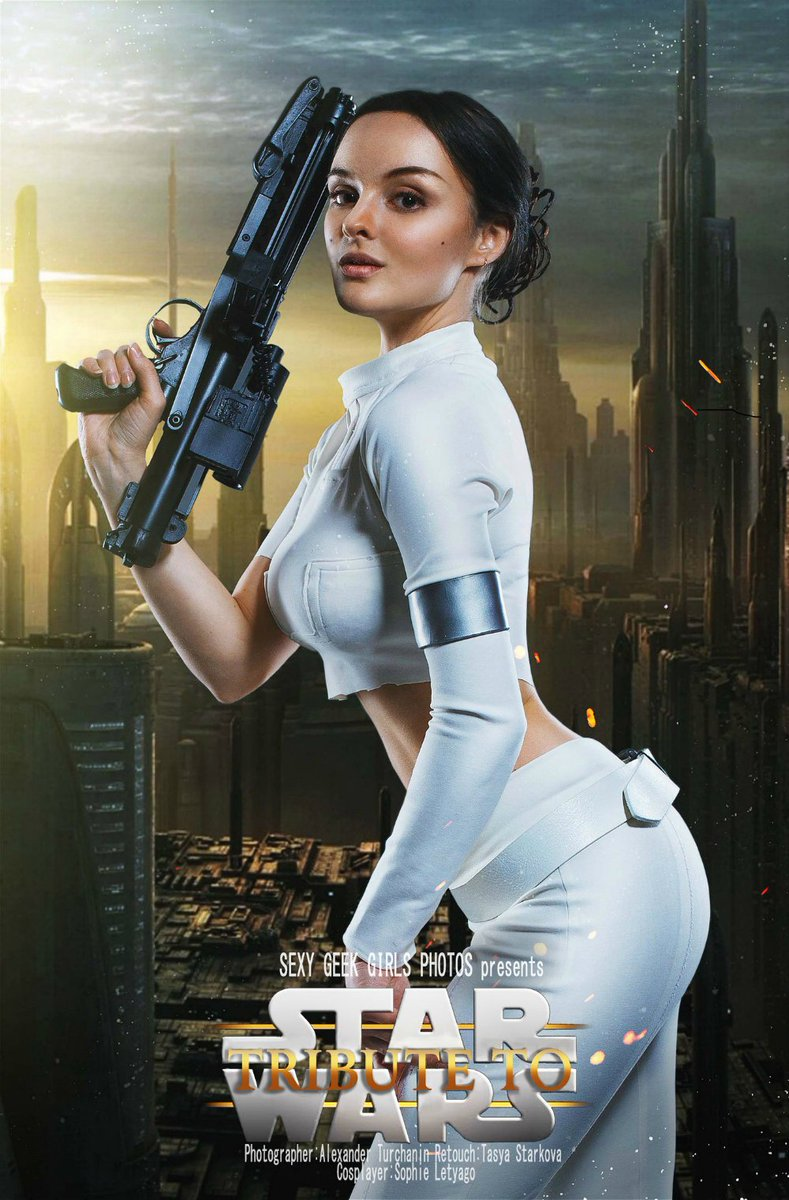 Star wars girl nackt sexy movies