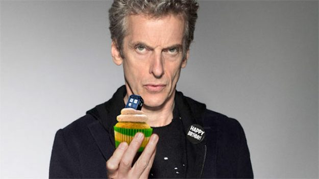 [16] Happy Birthday, Twelfth Doctor Peter Capaldi!