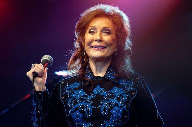 in 1932, Loretta Lynn was born in Butcher Hollow, Ky. Happy birthday, Loretta!
