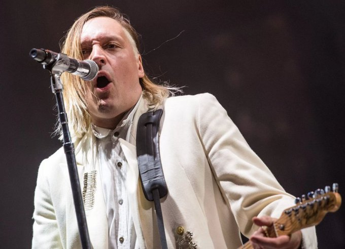 Happy birthday, Win Butler!