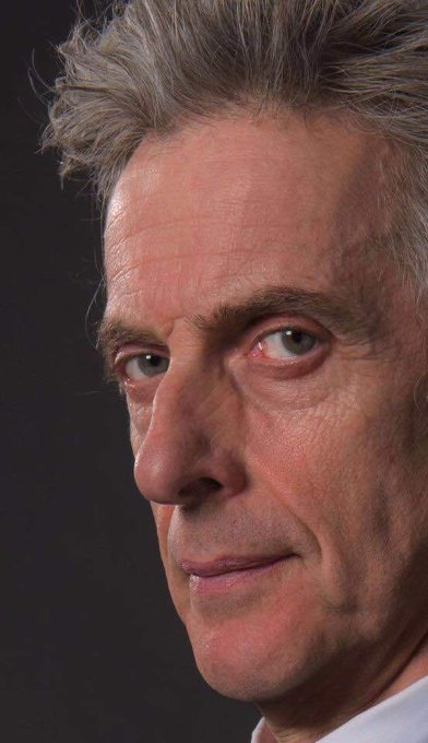 Happy Birthday Peter Capaldi  My awesome Twelve Doctor