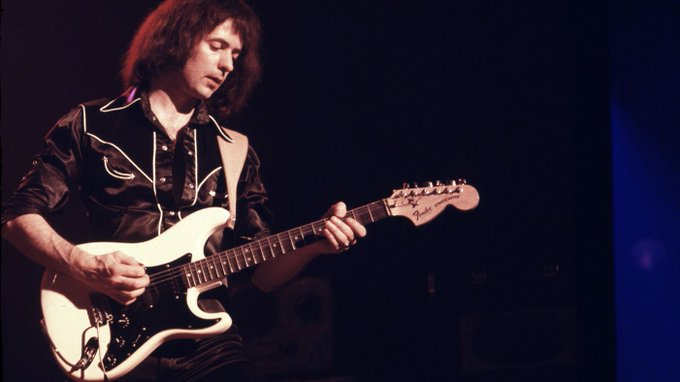 Happy birthday to one of the greatest guitarists ever, Mr. Ritchie Blackmore.