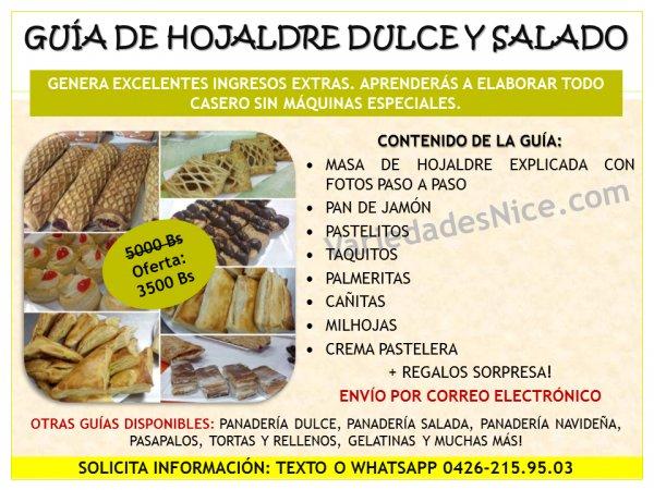 Guía Digital De Hojaldre Dulce Y Salado #Recetasdenice, Paso a paso a ···- https://t.co/9wRSuMOz24 .. #Venezuela https://t.co/m0sgWzGOdH