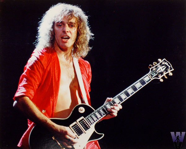 Peter Frampton is 67 today - Happy Birthday