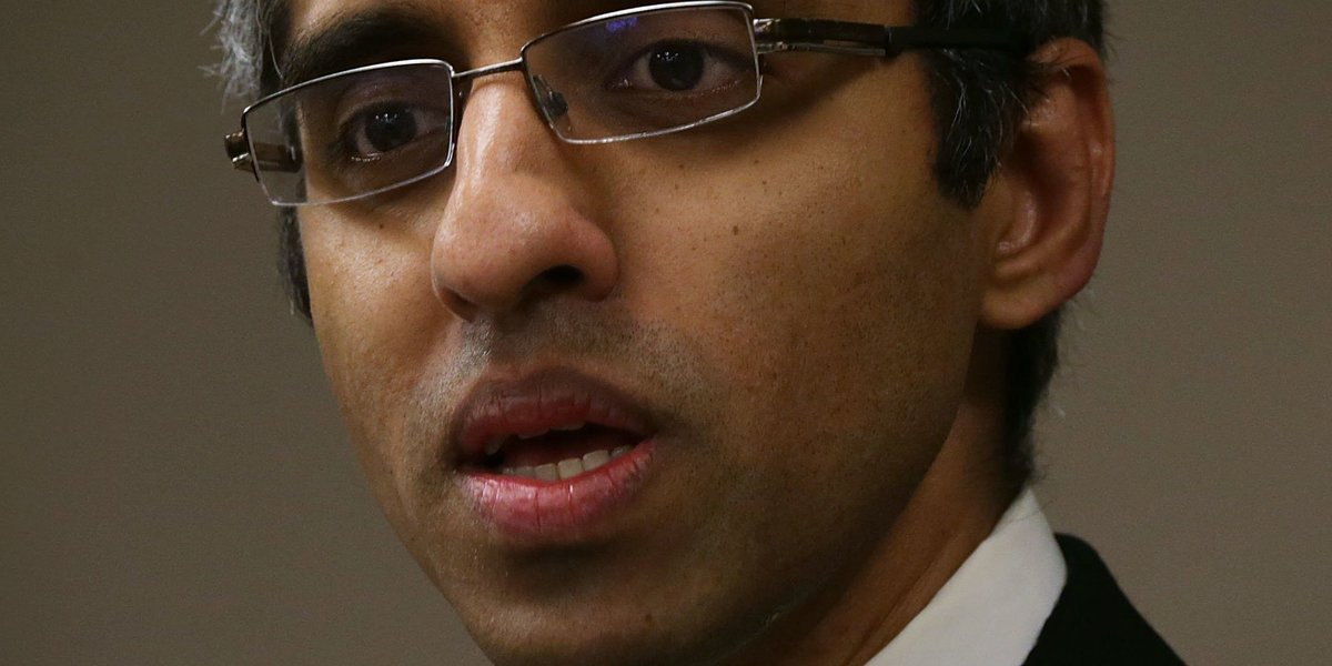 Surgeon general dismissed by Trump administration