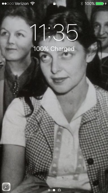 Oops, almost forgot to wish Elaine May a happy birthday, & she\s my lock screen and everything!!