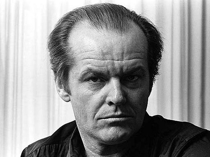 Happy Birthday JACK! Born today April 22: JACK NICHOLSON