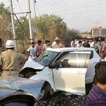 Two killed, several injured in accidents
