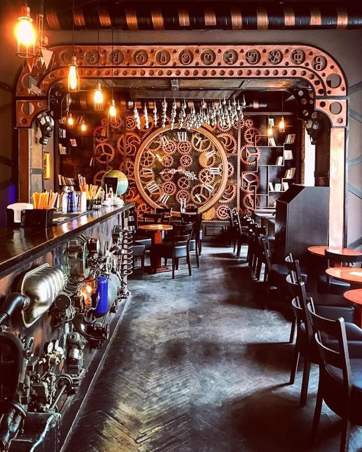 Enigma Cafe Cluj