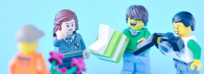Brick Pic of the Day: Happy birthday Emma Watson