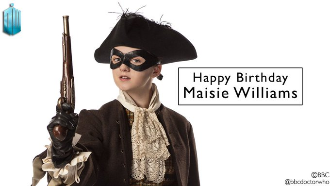 Happy birthday Ashildr aka the Knightmare aka Lady Me aka Mayor Me aka