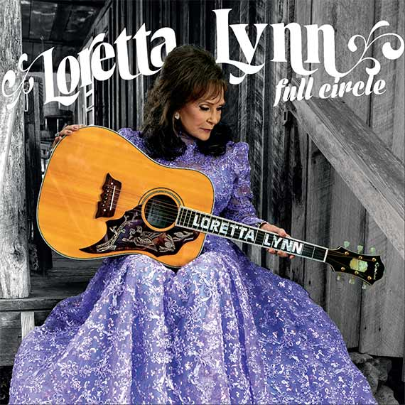 On a lighter note, Happy Birthday to one of the great queens of country music, Loretta Lynn