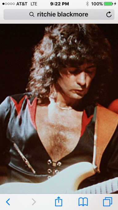 Happy Birthday Ritchie Blackmore