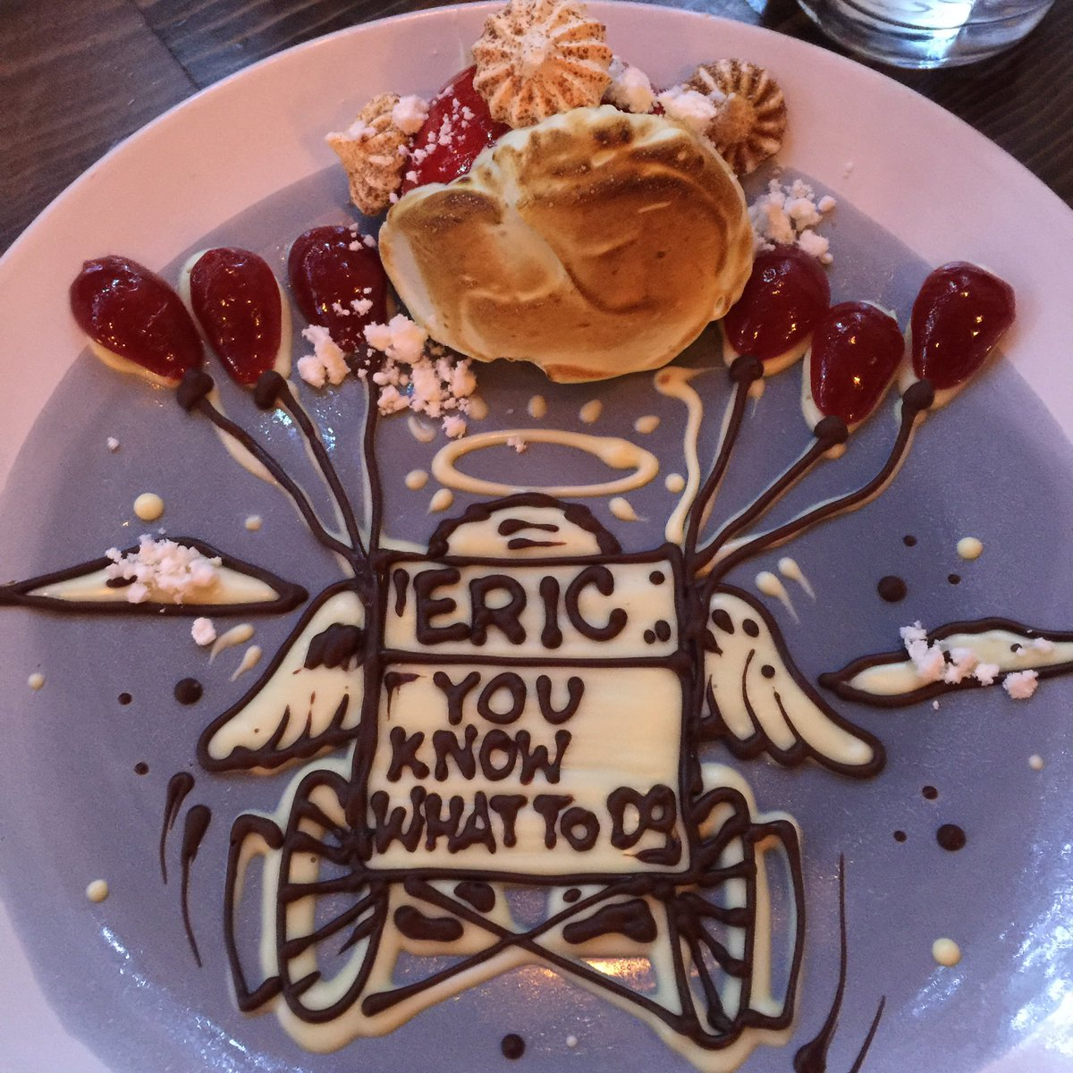 RT @jimmykimmel: A beautiful tribute to #ErictheActor from @Barans2239 @HowardStern https://t.co/uBU16lYOSO