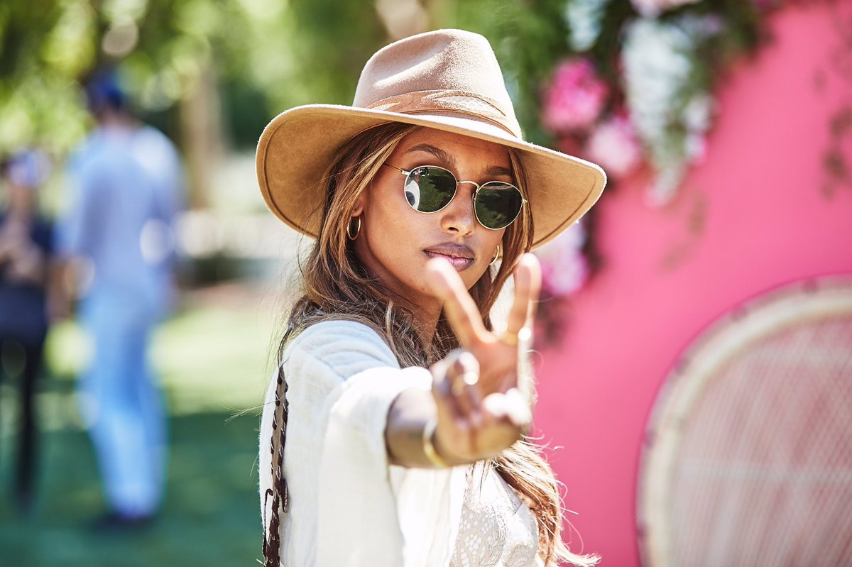 Festival ready and OUT. Xoxo, @JasTookes #VSAngelOasis https://t.co/Zph3iOJwm9