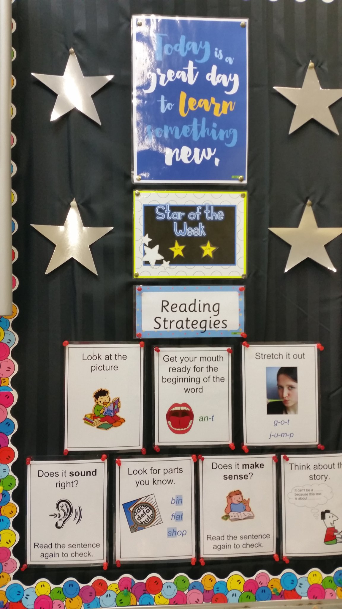 In reading groups, we focus on applying reading strategies to decode the text, while also increasing comprehension and fluency. #flssip https://t.co/Gf3cCJGeun