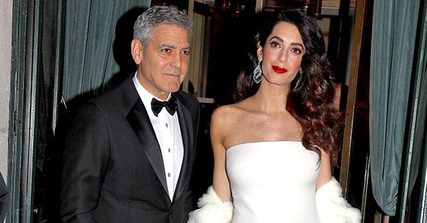 London calling! George Clooney and Amal Clooney are planning to raise their twins in London: