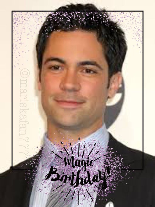 Happy Birthday Danny Pino! Enjoy your day. Wish you much fun on your day !