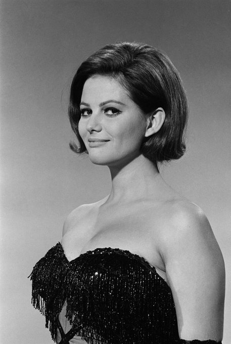 Happy Birthday, Claudia Cardinale! Born 15 April 1938 in Tunis, Tunisia