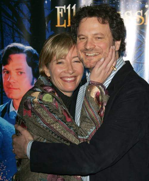 "COLIN FIRTH ADDICTED HAPPY BIRTHDAY, ""EMMA THOMPSON\"" ^^"