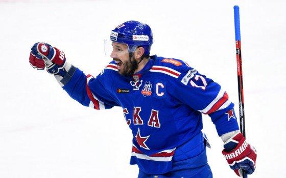 SKA forward Ilya Kovalchuk is now 34 years old! Let\s wish him a big happy birthday!
