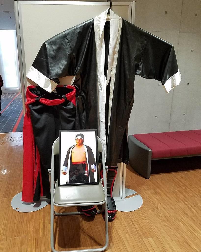 野村隆男さん(梨本真也/二本松太郎)追悼コーナー。 #DEWAプロ #デワプロ