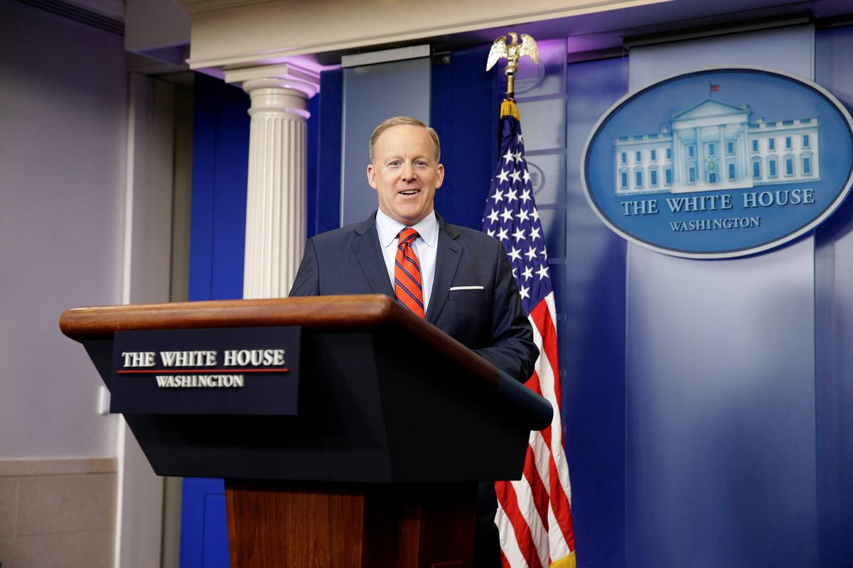 How Sean Spicer accidentally became a poster boy for Holocaust education