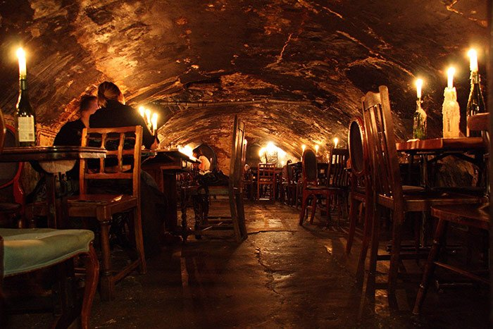 11 Gorgeous London Vaults For A Cosy Drink