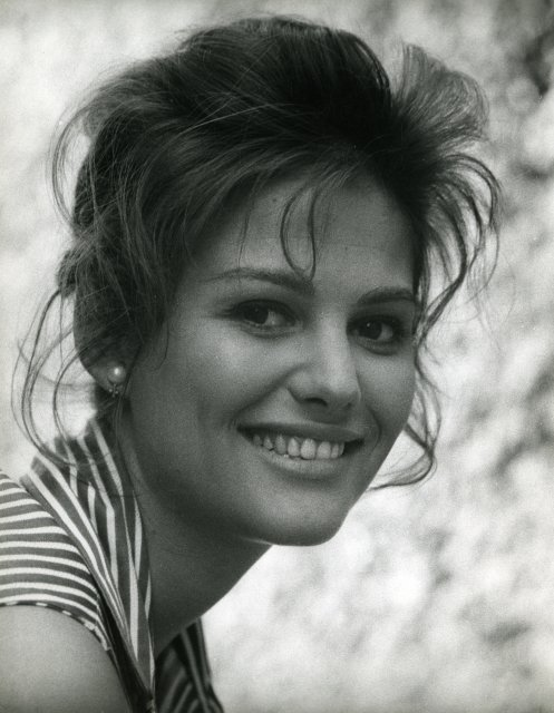 Happy birthday Claudia Cardinale.