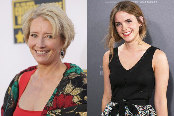 April 15: Happy Birthday Emma Thompson and Emma Watson