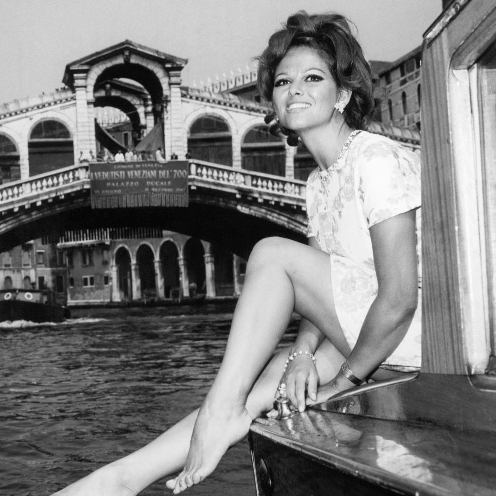 Happy Birthday Claudia Cardinale from We love your style!