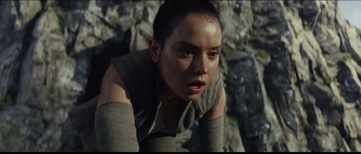 Breathe, just breathe, because the Star Wars: TheLastJedi trailer is here at last.