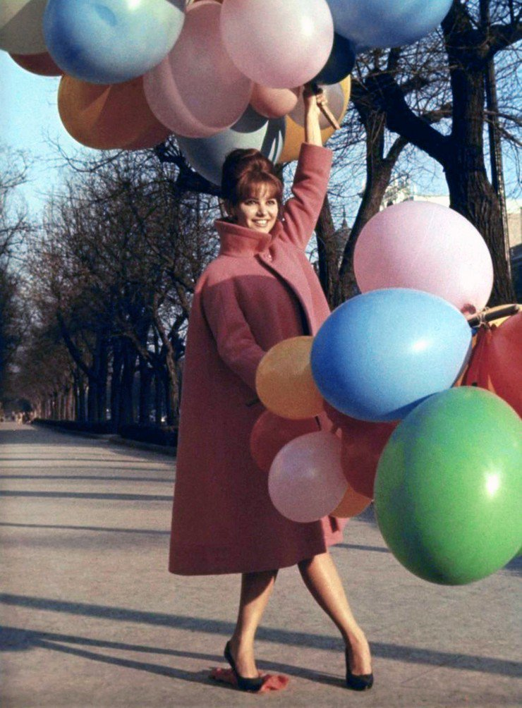 Happy 79th Birthday to our Claudia Cardinale!!