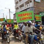 Don't stifle Luhyas, ANC tells Raila after NIS jibe