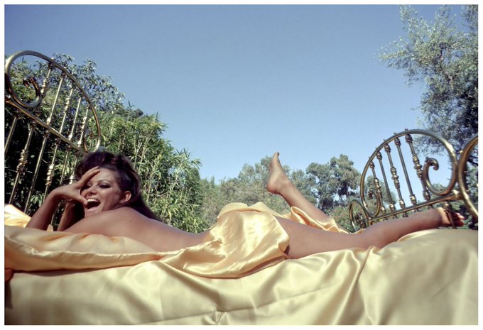 Happy birthday to Claudia Cardinale!