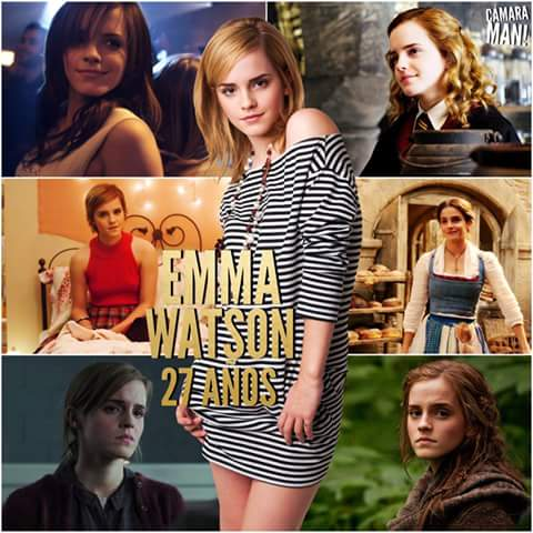 Happy happy birthday to my dear E Emma Watson !