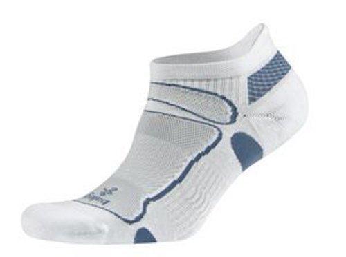 #fashion #shoes #running #free #style #giveaway #win Balega Ultra Light No Show White/Denim LG #rt