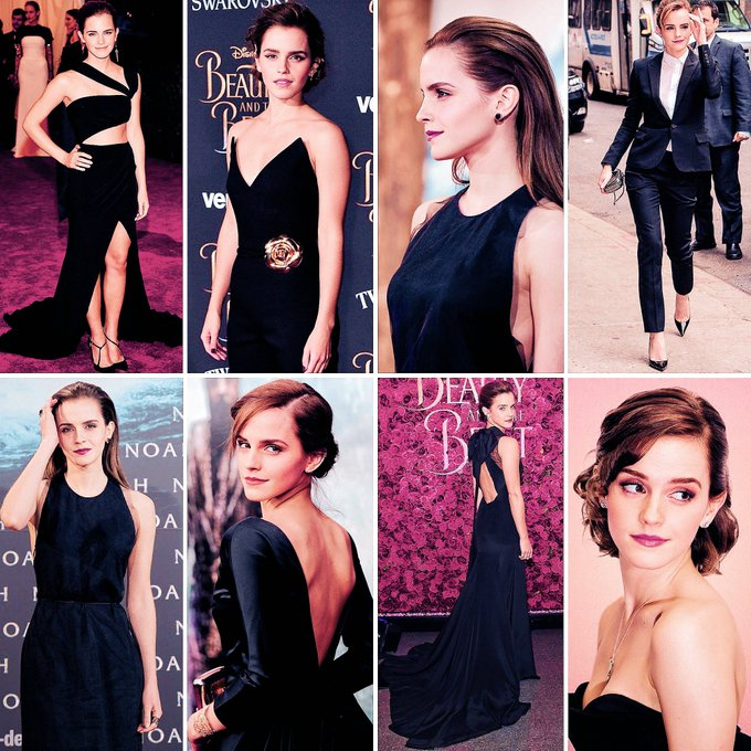 Happy birthday to one of the most timeless beauties & inspiring woman we have today, Emma Watson