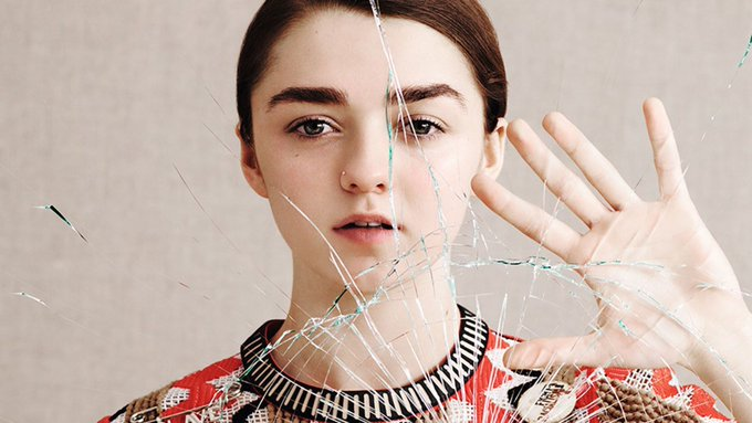 HAPPY 20TH BIRTHDAY MAISIE WILLIAMS!