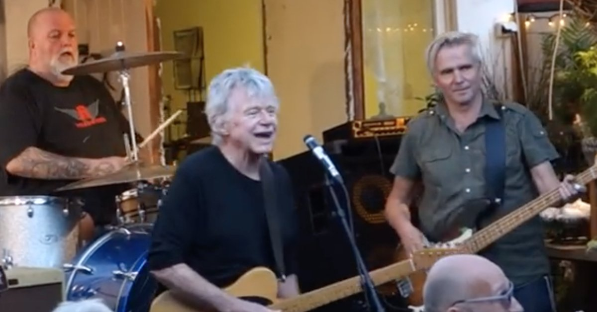 Happy Birthday, Here are several clips from a (rare) performance in 2016: