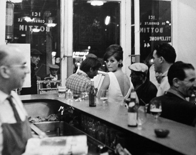 CAFE AESTHETICS:  Happy birthday Claudia Cardinale.