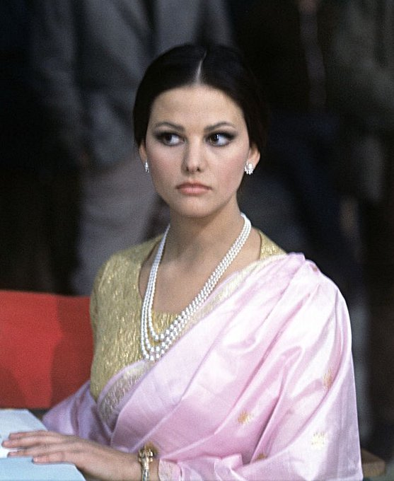 Happy 79th Birthday Claudia Cardinale